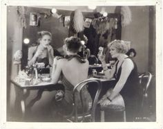 1931, Joan Crawford, & Marjorie Rambeau