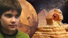 Boriska Kipriyanovich, quien fuera llamado: «el niño genio ruso» ha venido siendo noticia al brindar unas declaraciones referidas a la Gran Esfinge.