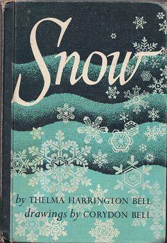 Snow   book cover   books.