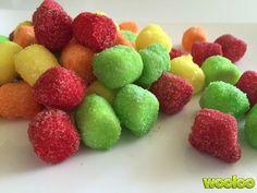 Bonbons Guimauves au Jello - Wooloo