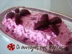 Παντζαροσαλάτα με ξυνόμηλο Greek Recipes, Desert Recipes, Popover Recipe, Salad Cake, Snack Platter, Dips, Create A Recipe, Party Buffet, Xmas Food