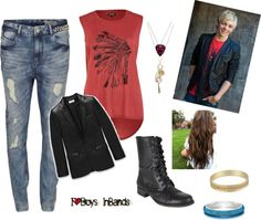 """Ross Lynch"" by iloveyoutothemoonandback ❤ liked on Polyvore"