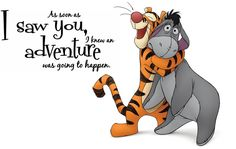 """Cheer up Eeyore! Life is full of Pooh! this is what i've been told all my life . it's still not working (; Eeyore Quotes, Winnie The Pooh Quotes, Disney Winnie The Pooh, Tigger Disney, Tigger And Pooh, Pooh Bear, Cute Quotes, Funny Quotes, Cartoon Quotes"