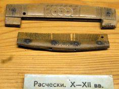 Novgorod Bone Artifacts