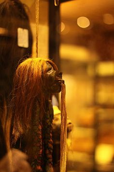 Today I found out how shrunken heads were made. For those who don't know what I'm talking about, a shrunken head is a decapitated human head that is shrunk through a cooking process by members of the Jivaroan tribes of the northwestern region of the Amazon rain forest in Ecuador and Peru. Why do this? [&hellip