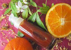 Recette : Démaquillant bi-phasique Néroli et Orange sanguine - Aroma-Zone