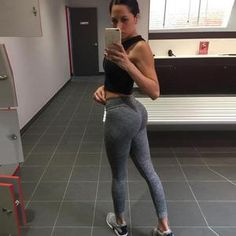 1550f5991dc03 Fashion Push Up Leggings Women Workout Leggings Slim Leggings - Gorillazzz
