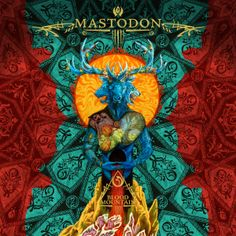 Mastodon - Blood Mountain - Artwork by Paul Romano