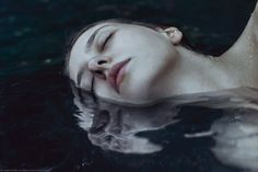 My mind is a sea of thoughts and I am drowning.