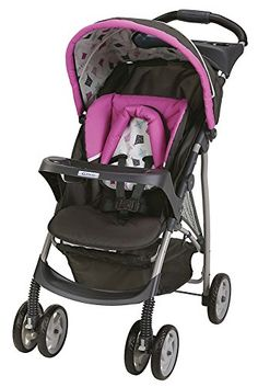 Graco Click Connect Literider Stroller, Kyte * CONTINUE @ http://www.morebabystuffs.com/store/graco-click-connect-literider-stroller-kyte/?a=0201