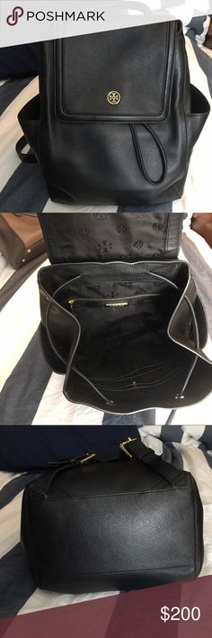 Tory Burch Backpack Bought new, barely used. No signs of wear. Tory Burch Bags Backpacks