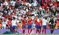 한국 남자축구 대표팀이 2일(한국시간) 영국 런던 웸블리 스타디움에서 열린 런던올림픽 축구 남자 조별리그 B조 3차전에서 가봉과 0-0으로 비겨 8강 진출에 성공했다.