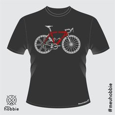 Camiseta bike speed #meuhobbie cycling ciclismo