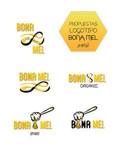Propuesta de renovación de logotipo para Bona Mel Organic