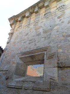 Pormenor do Forte de S. João Batista ou Castelo da Foz