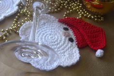 Adornos tejidos a crochet