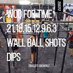 WOD 200717  #CrossFit #Grenoble #CrossFitGrenoble #Wod #Training #OriginalAthlete #smh #DuSportMaisPasQue #Sport #SurvivalKit #TimeIsMyOwn #becrossfit