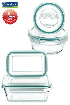 Top 20 Best Glass Food Storage Containers in 2018 Reviews