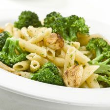 Bacon-Broccoli Rigatoni