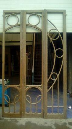 Dubbele deuren, setjes kastdeuren
