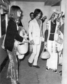 George Harrison 1968 | onlyrocknroll:Jane Birkin, George Harrison and Pattie BoydMay 15, 1968 ...