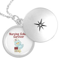 Nursing School Survivor 2 Custom Jewelry