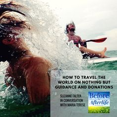 Episode Seven: How to Travel the World on Nothing but Guidance and Donations — with Maria Terese. Since June of 2015, the American-born mystic Maria Terese been traveling around the world at the behest of her spiritual guidance. And she's been doing it entirely on a donation basis. Maria Terese's story is both a testament to extreme faith and the courage, and humility, that comes with it.