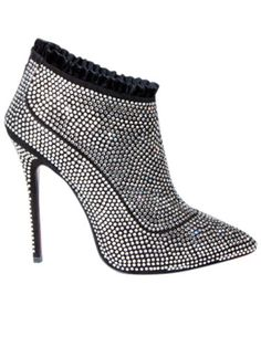 641c7c17c Shop the Trend  Space Oddity - Cesare Paciotti bootie. Shoes Sandals