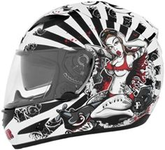 2014 Cyber US-97 F-Bomb Motorcycle Street DOT Protection Adult Helmet