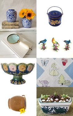 Spring has Sprung! by AstrasShadow on Etsy--Pinned with TreasuryPin.com