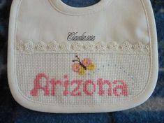 Bavaglino Arizona e farfalla_2 - Dall'album di Claudia.iaia