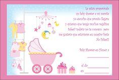 textos para tarjetas de invitacion de baby shower - ALOjamiento de ...