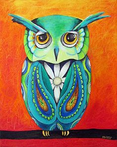 'Counting My Blessings' by Amy Durant -  that's a cute looking Owl with a sad, pleading face..