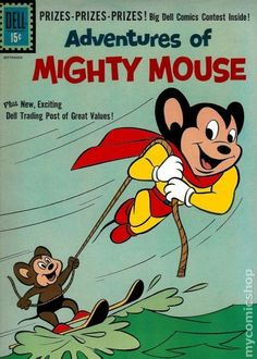 Adventures of Mighty Mouse (1955 Pines/Dell/Gold Key) 151