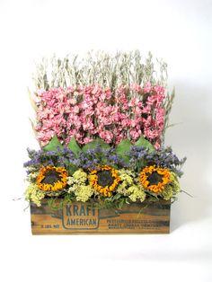 Dried Floral Arrangement   #driedlforalarrrangement #driedflowers #arrangements