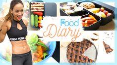 Fitness Food Diary kurz vor einem Fotoshooting - Ich zeige euch wie man sich ernähren kann ohne hungern zu müssen und dennoch eine tolle Figur bekommt!