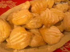 Kurabiye - turecké sušienky (fotorecept)
