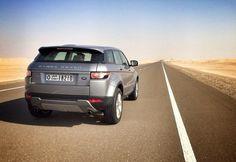 Land Rover Range Rover #evoque