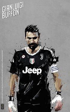 Gianluagi Buffon #football #legedns #juventus #buffon