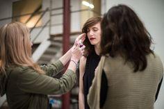Backstage - maven46 - Demin Daze editorial: #behindtehscenes #makeup #hair #transformation Hair Transformation, Backstage, Behind The Scenes, Editorial, Bts, Photoshoot, Long Hair Styles, Makeup, Beauty