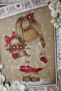 Jills scrappeside: Christmas card