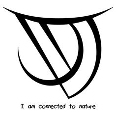 """""""I am connected to the ocean"""" sigil """"I am connected to nature"""" sigil for anonymous Sigil requests are closed."""