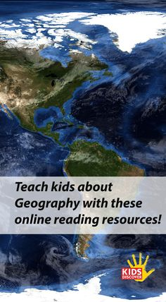 Introduce your students to Geography with these vibrant reading resources - available in 3 reading levels! Sign Up to get Started FREE. No credit card needed.