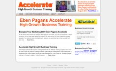 The Best Way to Think About Eben Pagans Accelerate Program Is That It's Similar to His Altitude Training >> Eben Pagan Accelerate --> http://ebenpaganaccelerate.co
