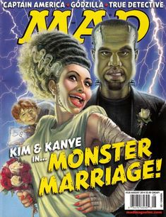 Cover for MAD (EC, 1952 series) #528