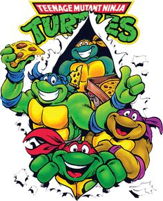 teenage mutant turtles clipart - Google Search