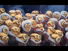 MINIONS Illumination Movie - The Sheeple Need A Leader. Illuminati Symbolism - YouTube