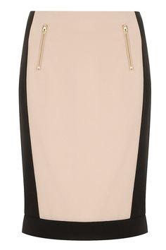 Shopping Dress for less faldas lápiz: Con cremalleras de Dorothy Perkins | Galería de fotos 2 de 39 | Vogue