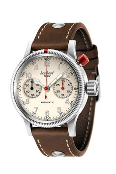The Style Examiner: Hanhart Designer Watches*