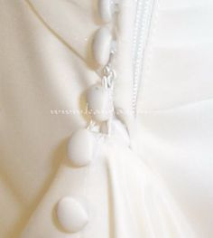 sew wedding bridal gown 3 How to sew your own wedding gown   Part 1